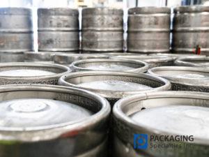 Steel Barrel Storage Containers